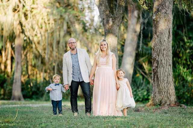 Family Photoshoot in South West Florida