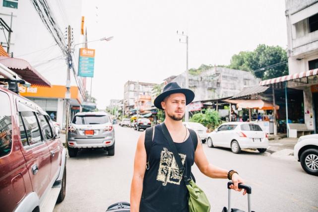Railay Beach, Thailand Destination Wedding Photographer