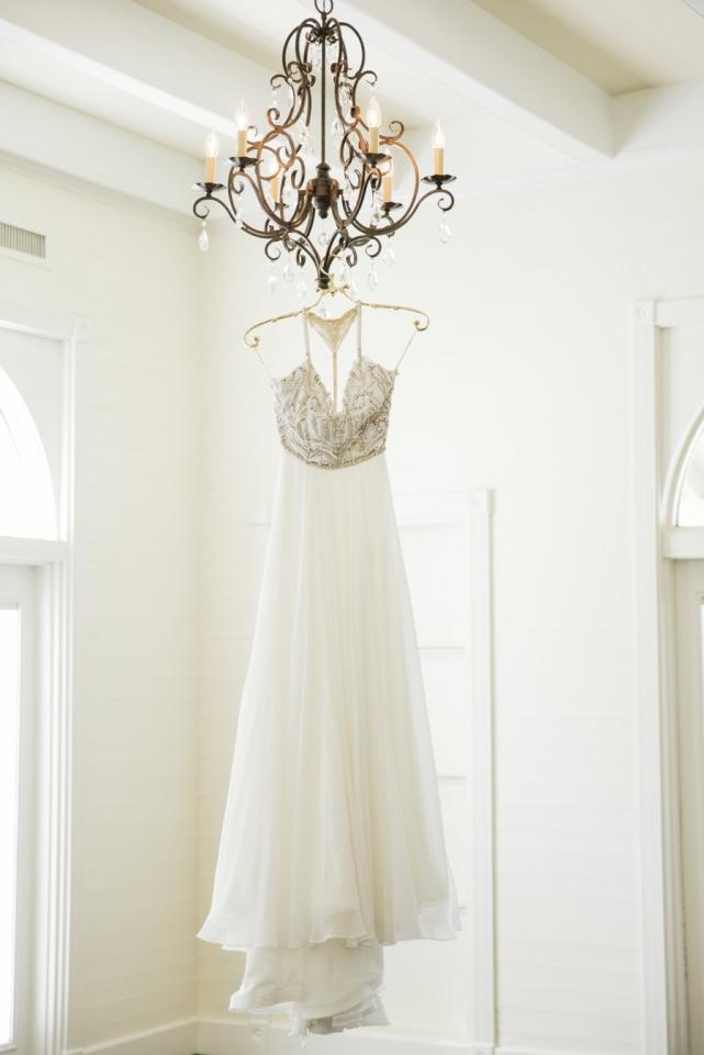 Hayley Paige Tessa wedding gown
