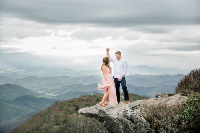 Vadim And I Loved Capturing These Two And Can Not Wait For Their Wedding  Next Year! Craggy Gardens