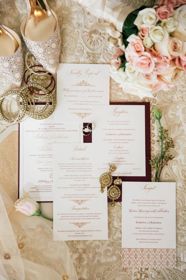 Hyatt Regency Coconut Point Indian Wedding Anastasiia Photography