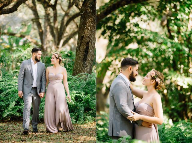 Bohemian engagement photoshoot, South West Florida Wedding Photo