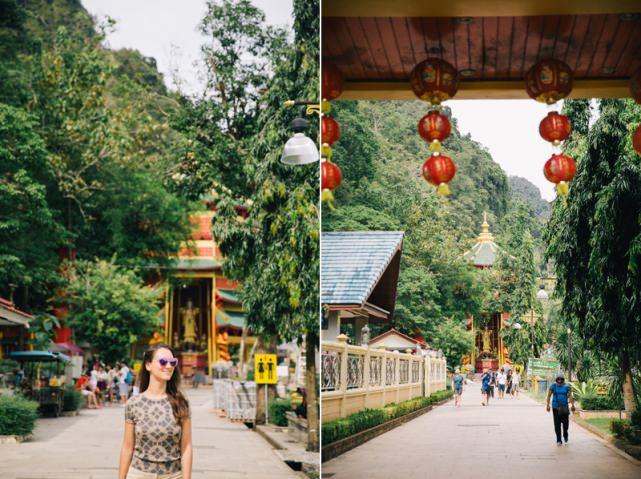 Thailand Krabi Tiger Cave Temple
