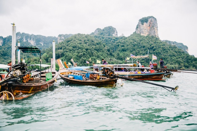 Railay Beach, Thailand Destination Wedding Photographer