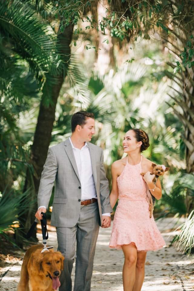 Koreshan Park Wedding, Naples Florida Wedding Photographer, Asheville NC Wedding Photographer
