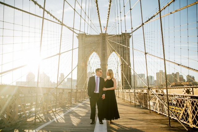 Brooklyn Engagement NYC Wedding Photographer