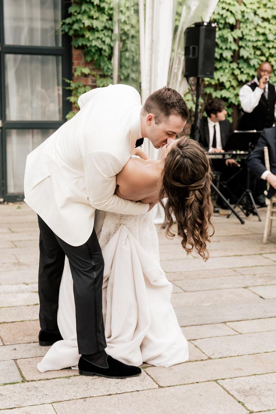 The Foundry Wedding New York City