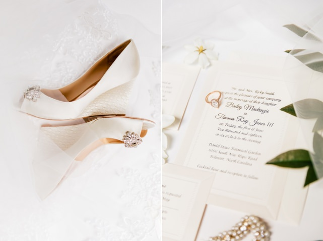 Daniel Stowe Botanical Garden Wedding Details