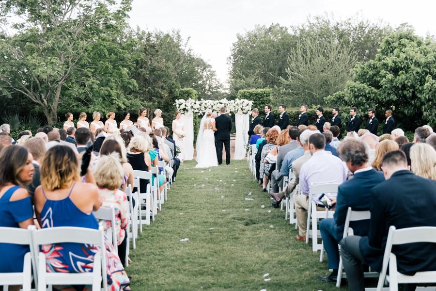 Daniel Stowe Botanical Garden Wedding
