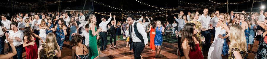 South Seas Island Resort Wedding