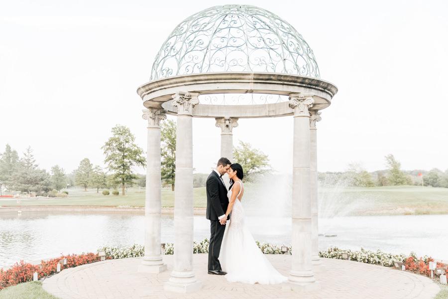 The Odyssey Country Club Wedding Photographer