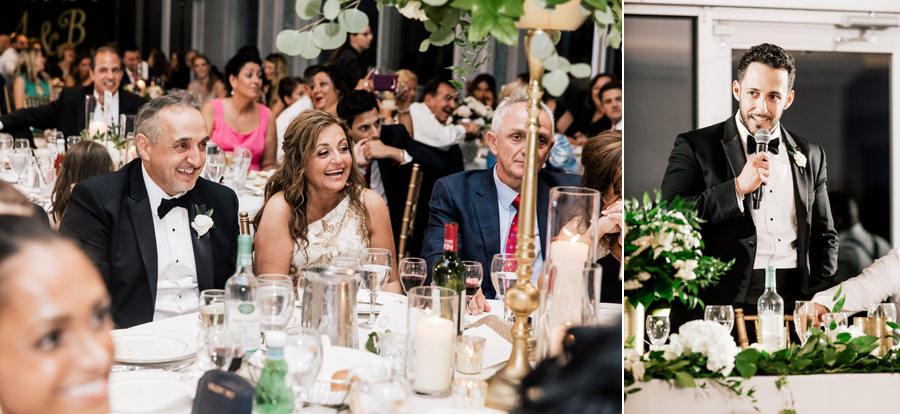 The Odyssey Country Club Wedding