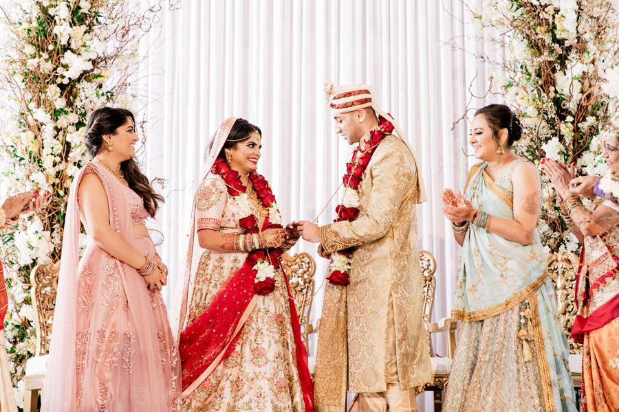 Indian Wedding DoubleTree at Seaworld Orlando