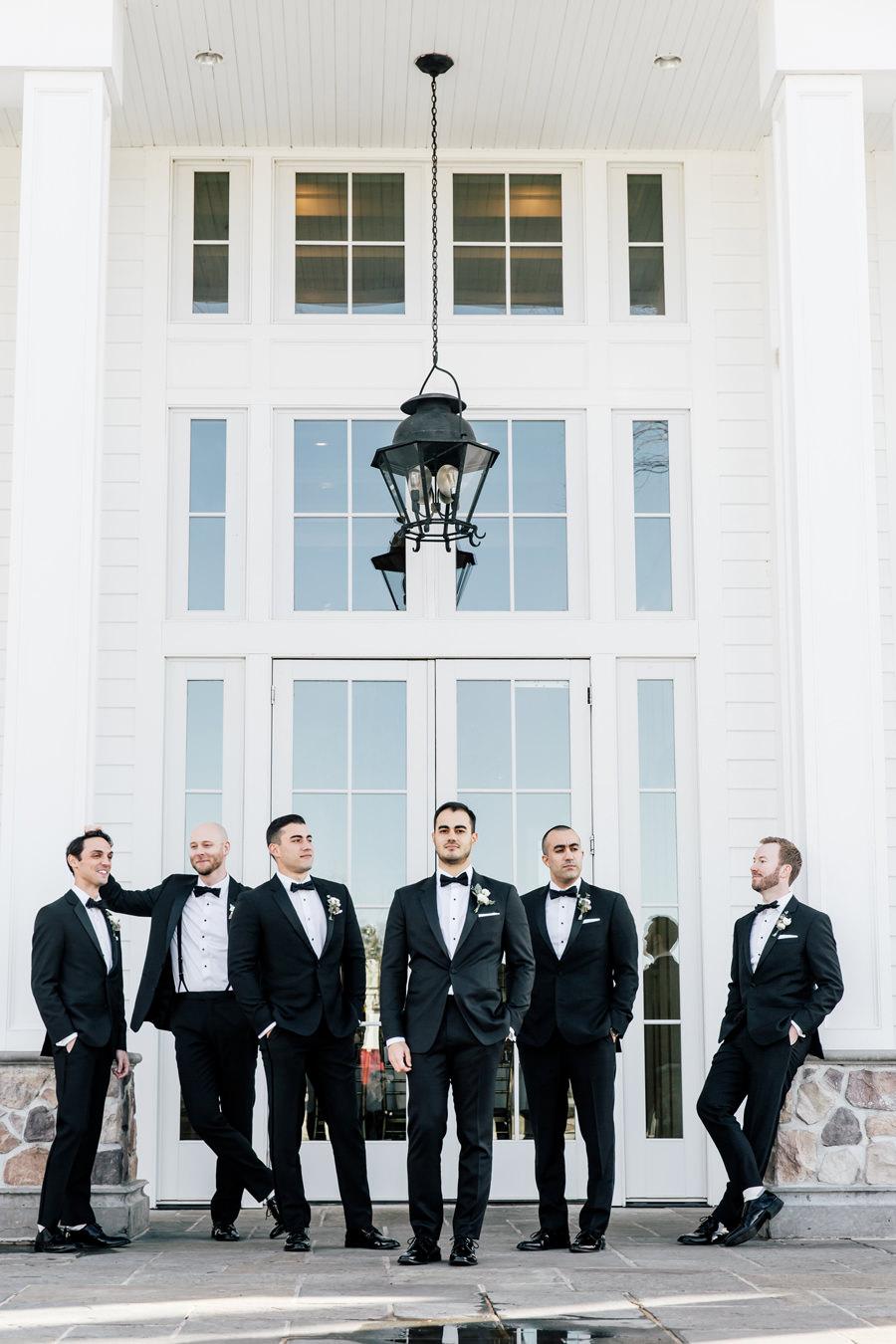 The Ryland Inn White House Station Wedding